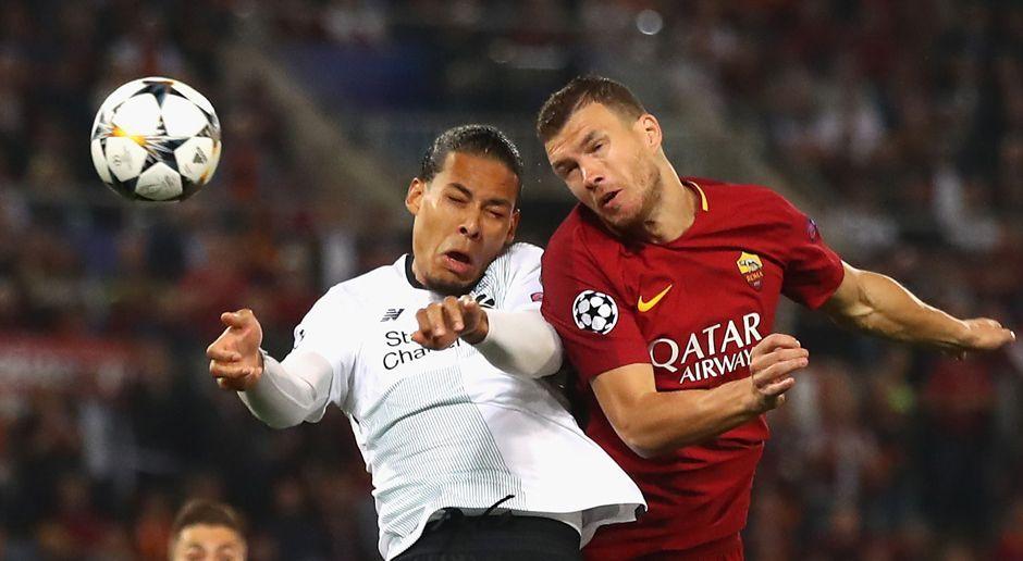 Virgil van Dijk (FC Liverpool) - Bildquelle: getty
