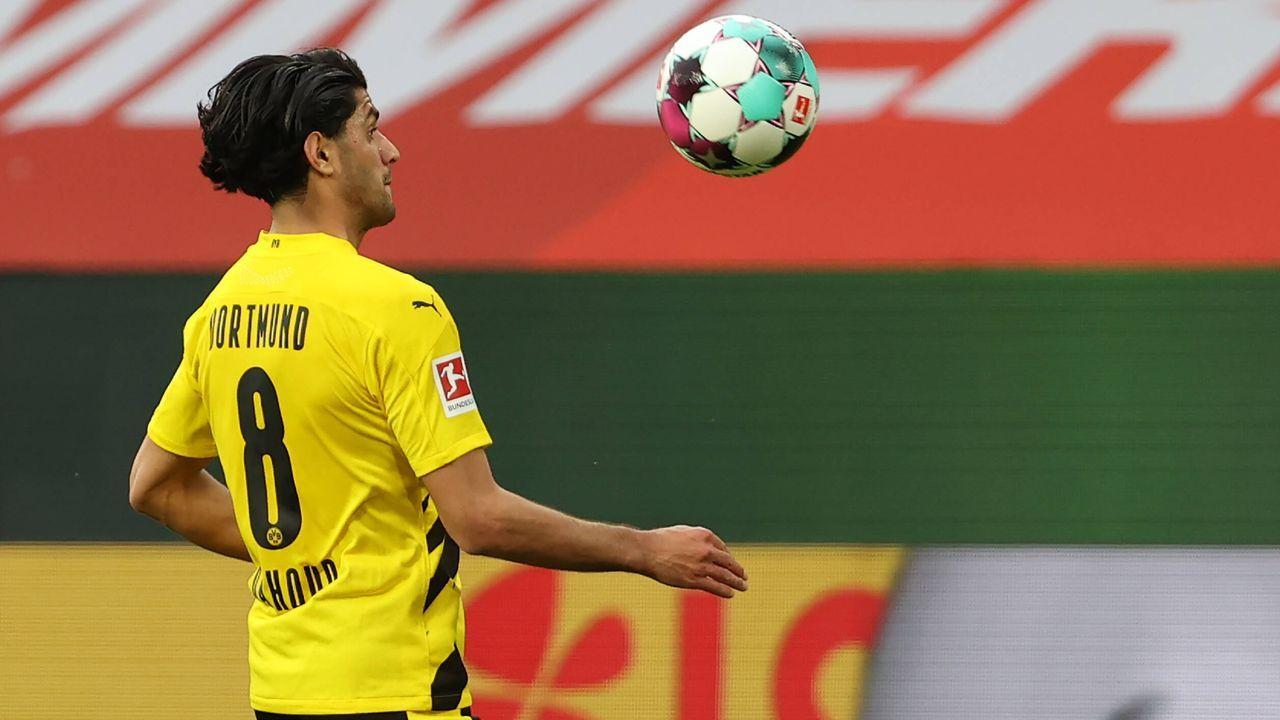 Platz 8 (geteilt): Mahmoud Dahoud (Borussia Dortmund) - Bildquelle: Imago