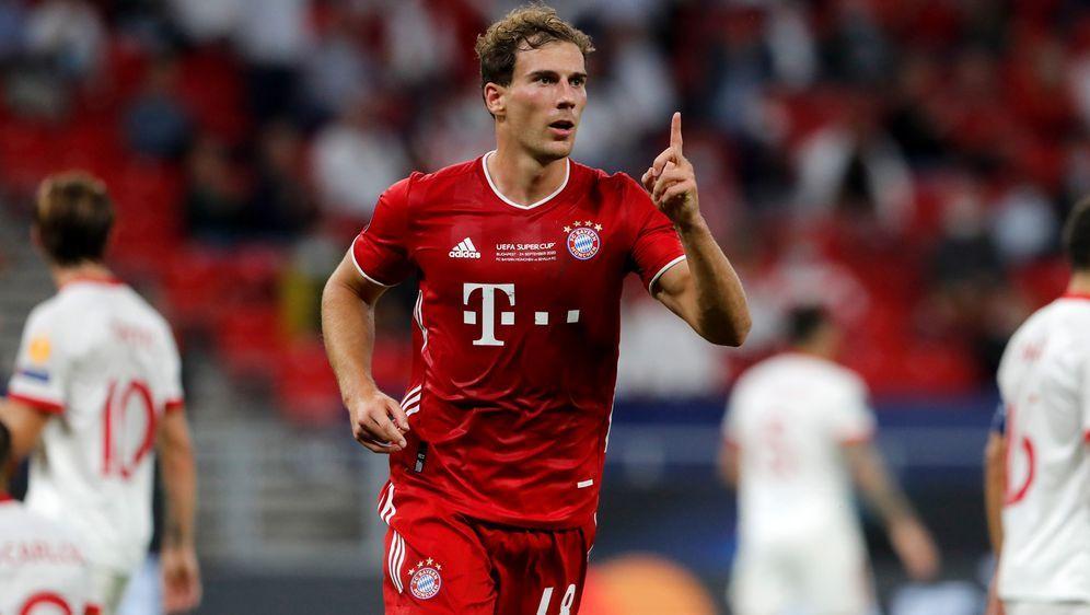 Leon Goreztka unterschreibt bis 2026 beim FC Bayern - Bildquelle: getty