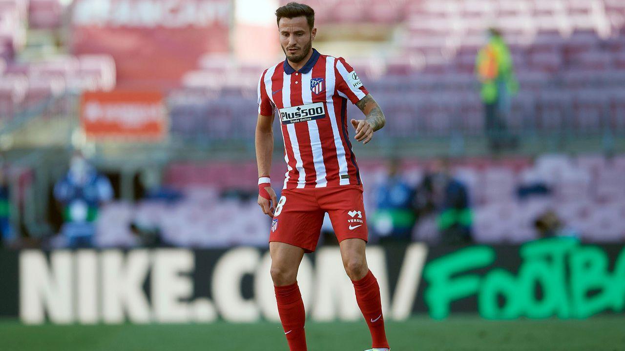 Saul Niguez (Atletico Madrid) - Bildquelle: imago images/NurPhoto