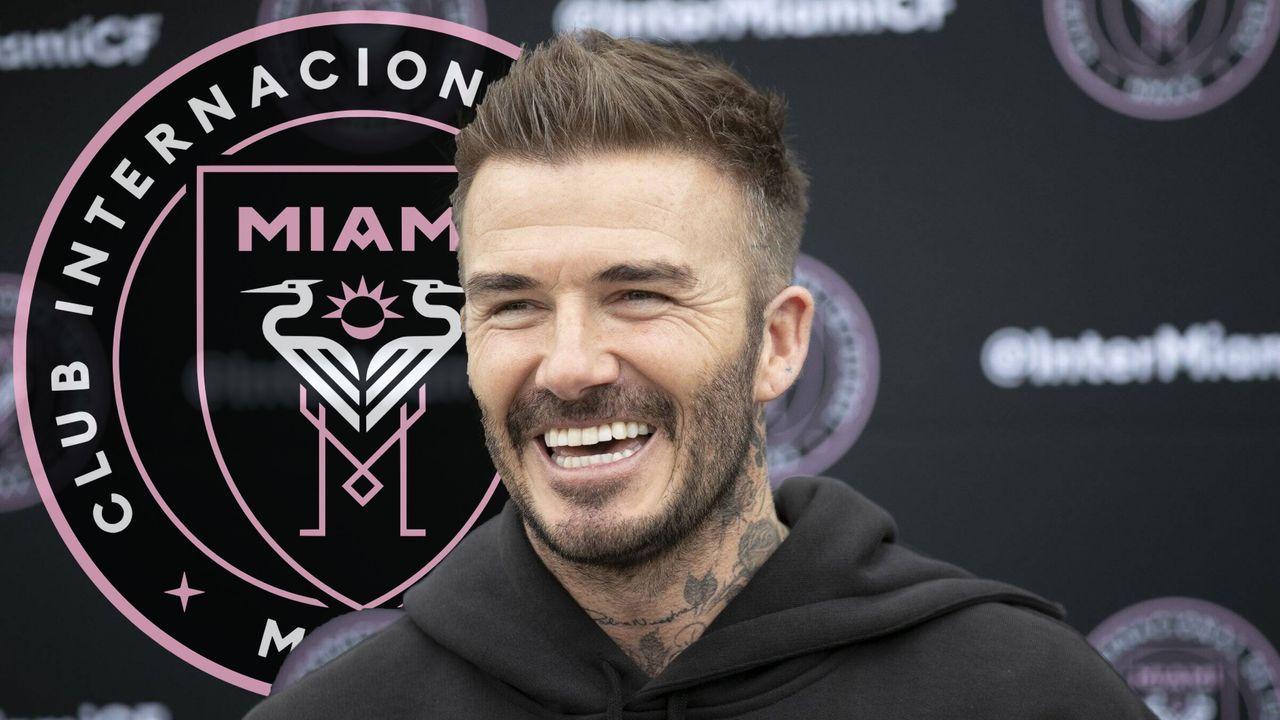 David Beckham - Bildquelle: imago images/ZUMA Press