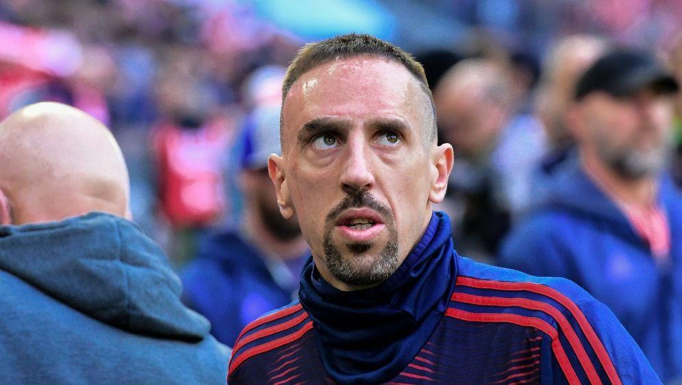 Franck Ribery zieht es wohl nach Katar - Bildquelle: AFPSIDTOBIAS SCHWARZ
