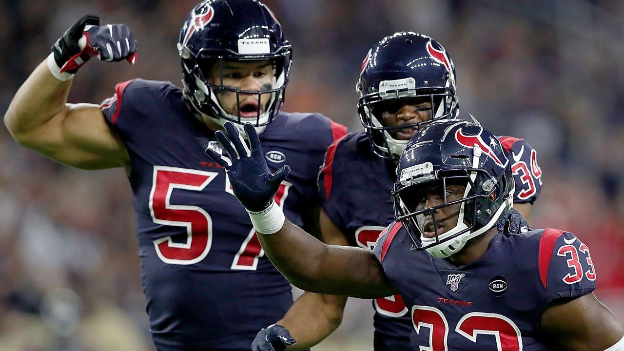 Platz 5: Houston Texans (8-4 - Vorwoche: Platz 6) - Bildquelle: 2019 Getty Images
