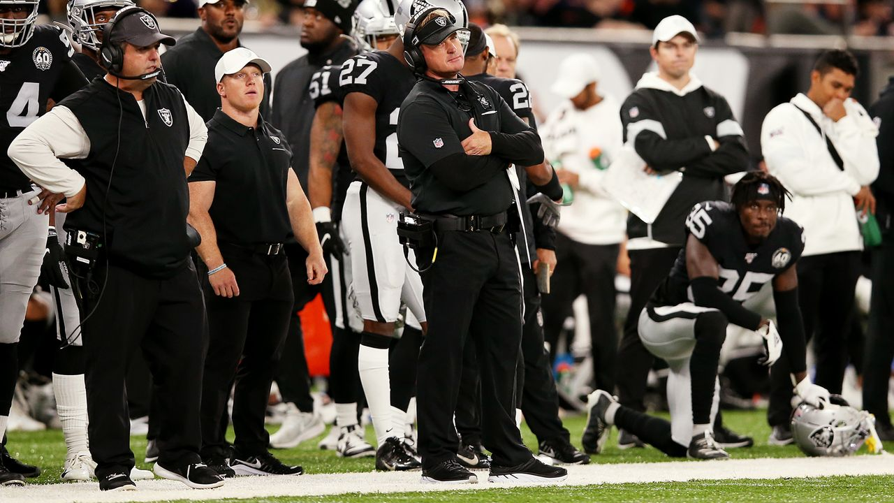 Gewinner: Jon Gruden - Bildquelle: 2019 Getty Images