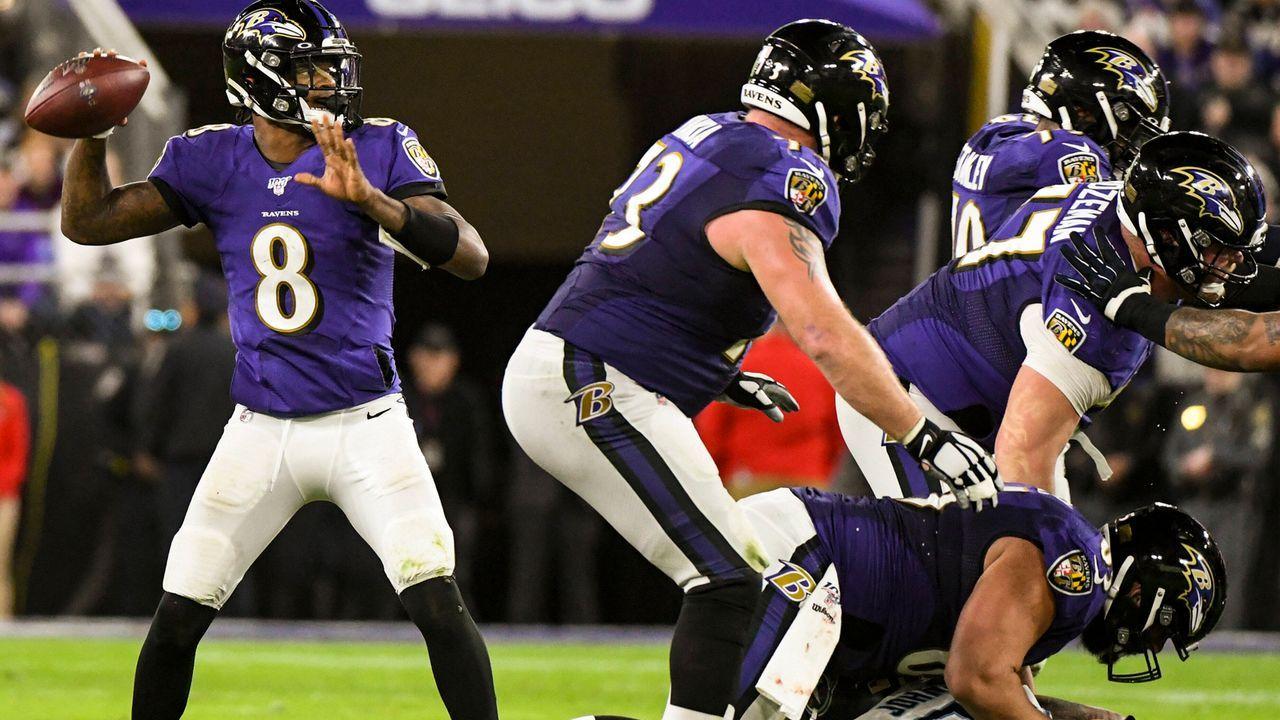Baltimore Ravens - Bildquelle: imago images/Icon SMI