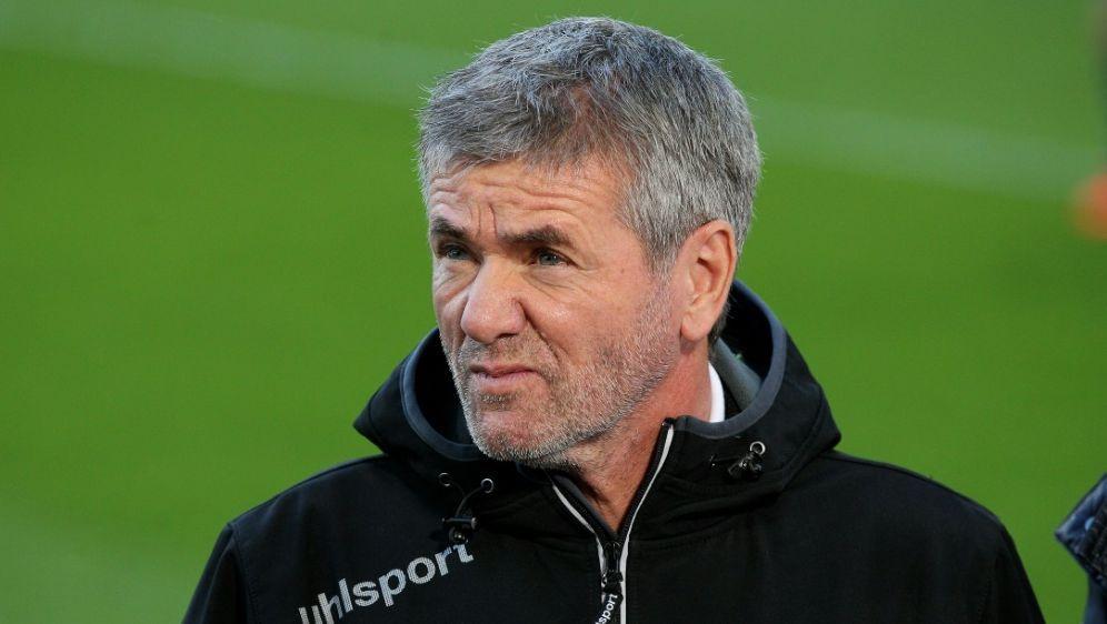 Ist seit 2016 Trainer in Düsseldorf: Friedhelm Funkel - Bildquelle: FIROFIROSID