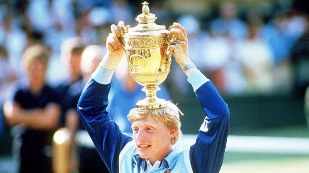 Jüngster Wimbledon-Sieger aller Zeiten - Bildquelle: imago sportfotodienst