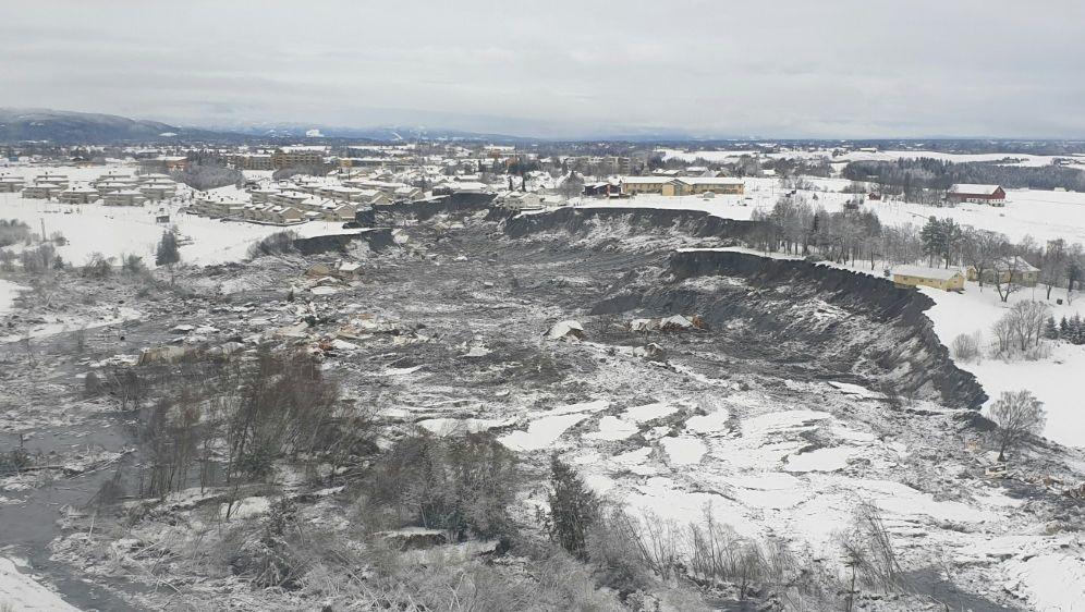 Asdöl stellt in Asker, bei Oslo, seinen Rekord auf - Bildquelle: AFPNTBSIDJARAN WASRUD