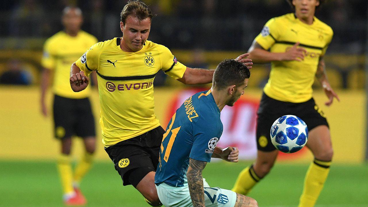 Dortmund Gegen Atletico Madrid