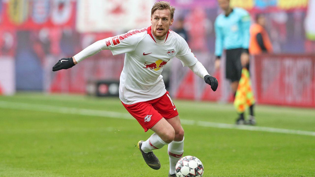 Emil Forsberg (RB Leipzig) - Bildquelle: imago