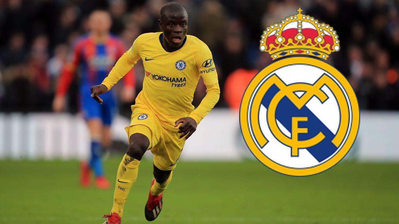 N'Golo Kante (FC Chelsea) - Bildquelle: 2018 Getty Images