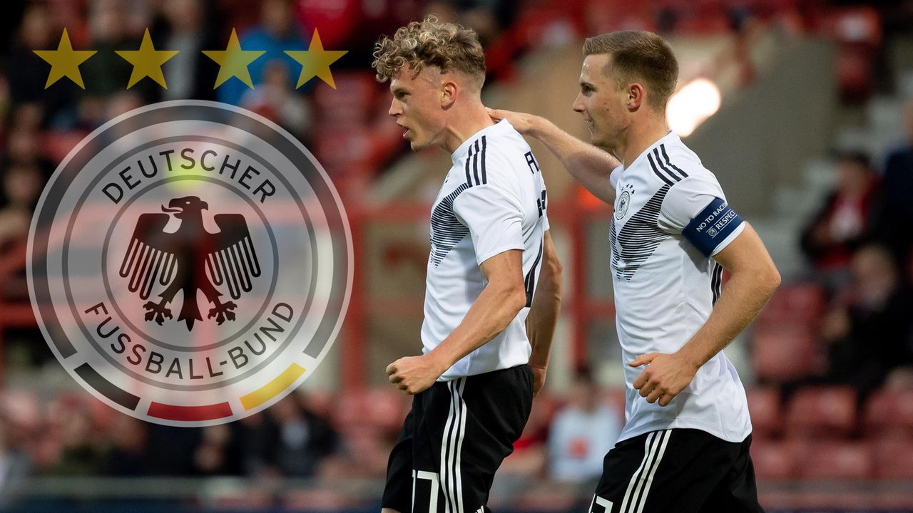 40 Jahre deutsche U21 - Bildquelle: imago images / eu-images