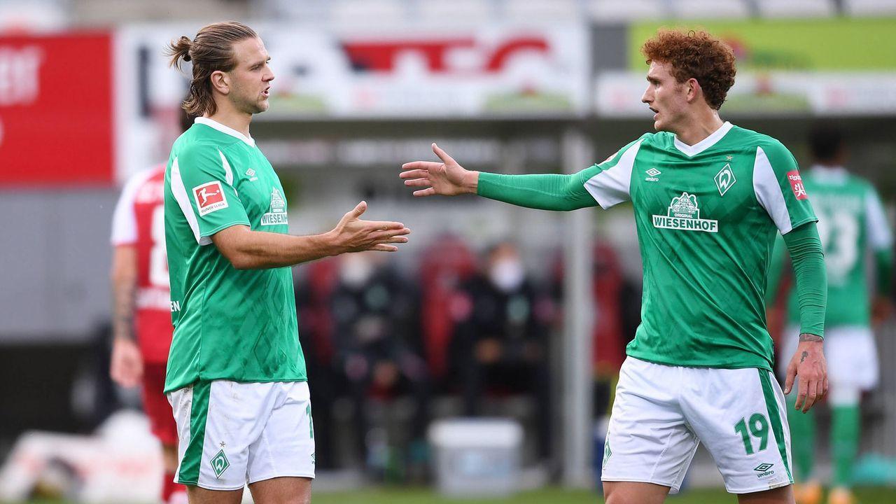 SV Werder Bremen - Bildquelle: Imago Images