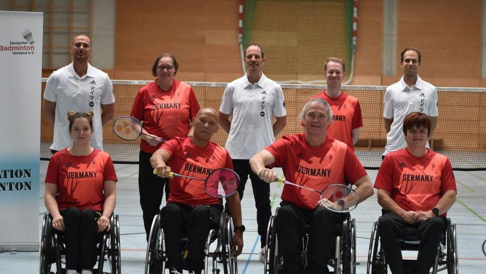 Paralympics: Sechs deutsche Starter im Badminton - Bildquelle: Claudia Pauli Claudia PauliClaudia PauliClaudia PAULI