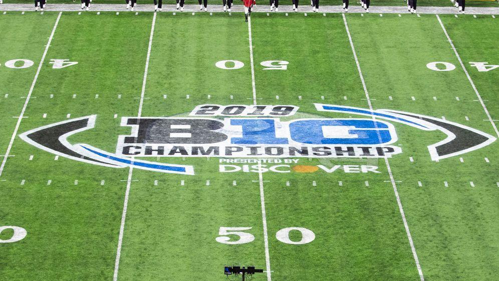 Die Ohio State Buckeyes konnten im letzten Jahr die Big Ten Championship für... - Bildquelle: imago images/ZUMA Press