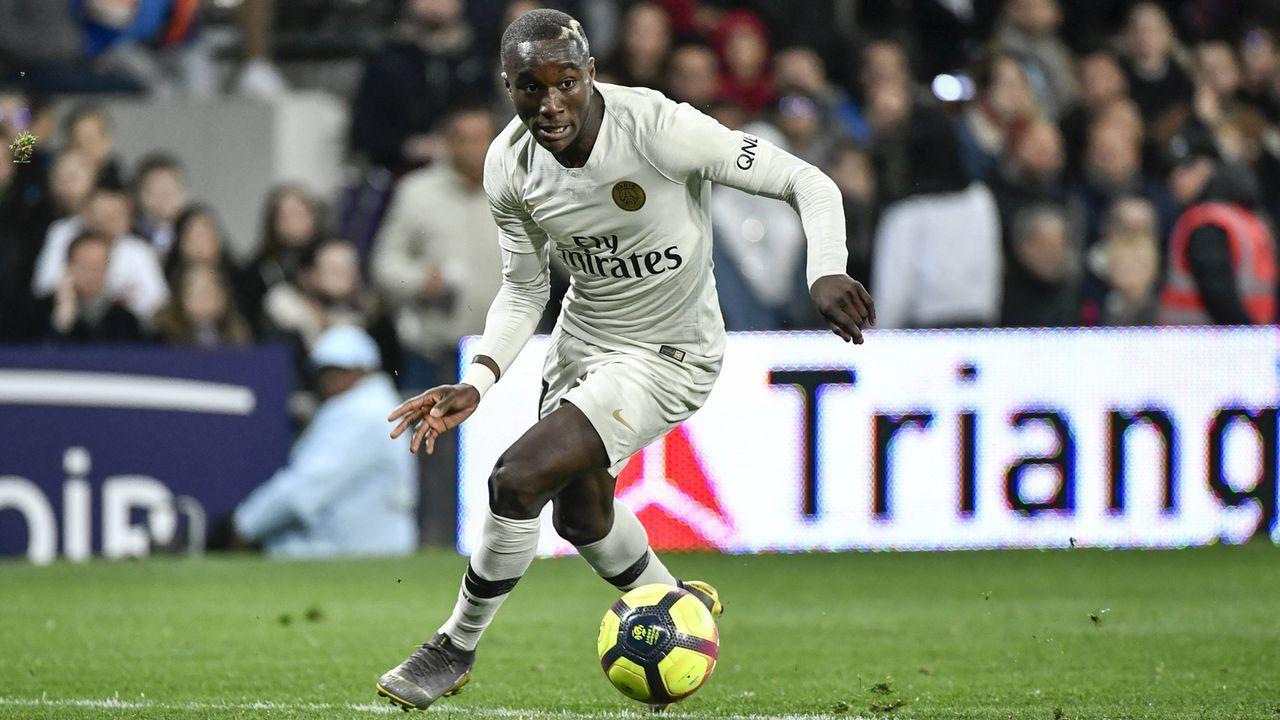 Moussa Diaby (Paris St. Germain/Frankreich) - 7 Scorerpunkte - Bildquelle: imago images / PanoramiC
