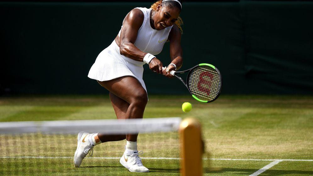 Serena Williams - Bildquelle: 2019 Getty Images