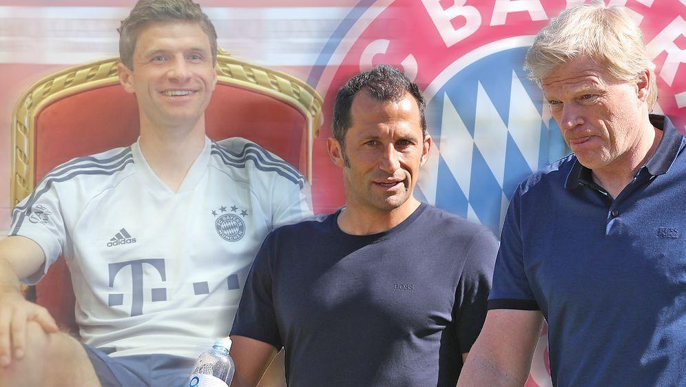 Neuer Deal für Bayern München - Bildquelle: Getty Images