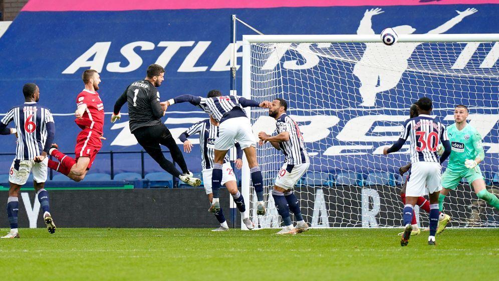 Torhüter Alisson köpft Liverpool zum Sieg - Bildquelle: Getty Images