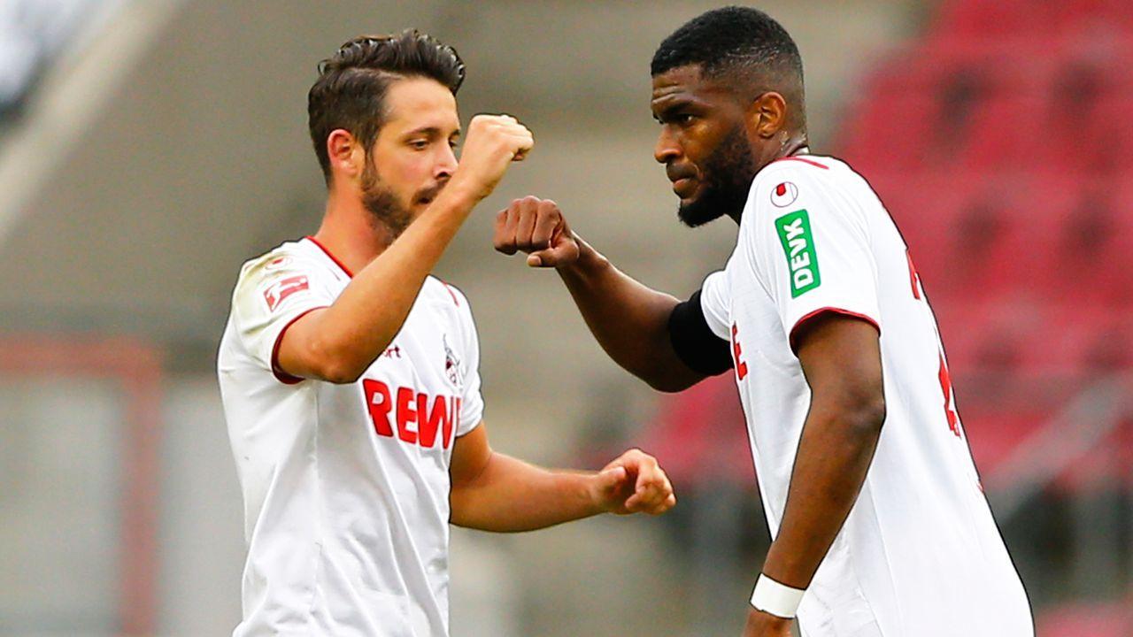 14. 1. FC Köln - Bildquelle: 2020 Getty Images