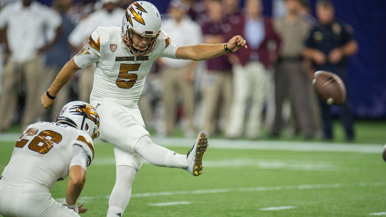 Die meisten Punkte eines Kickers in der College-Karriere - Bildquelle: imago/ZUMA Press