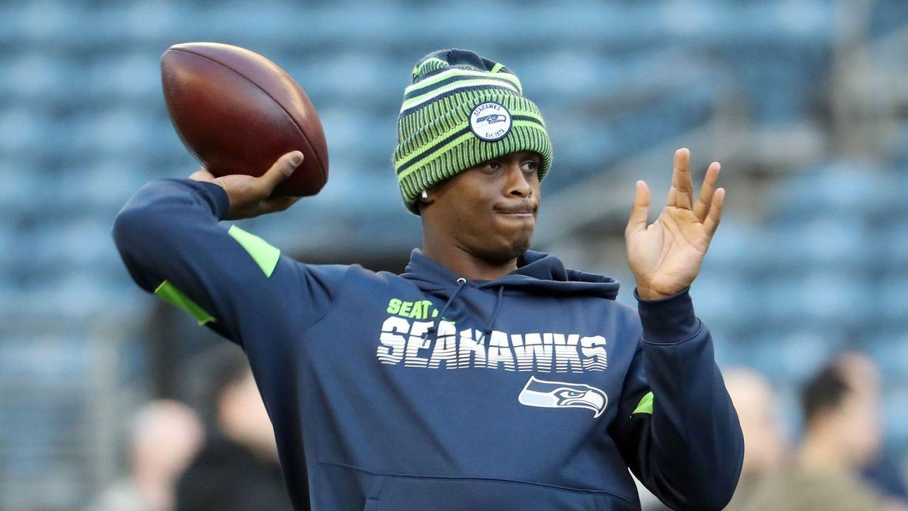 Geno Smith (Seattle Seahawks) - Bildquelle: Getty Images
