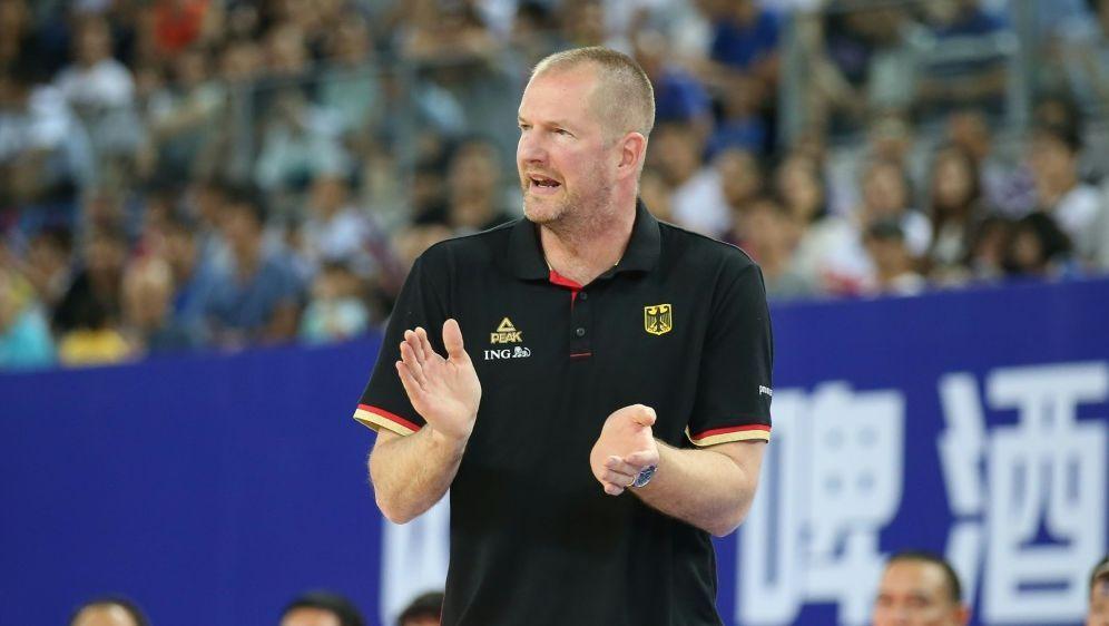 Basketball-WM: DBB-Trainer Rödl wehrt sich gegen Kritik - Bildquelle: PIXATHLONPIXATHLONSID