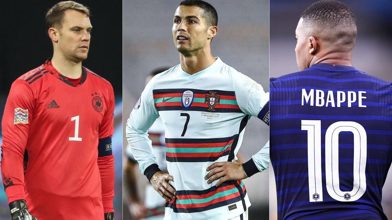 WM 2022 in Katar: Das sind die Qualifikationsgruppen - Bildquelle: imago