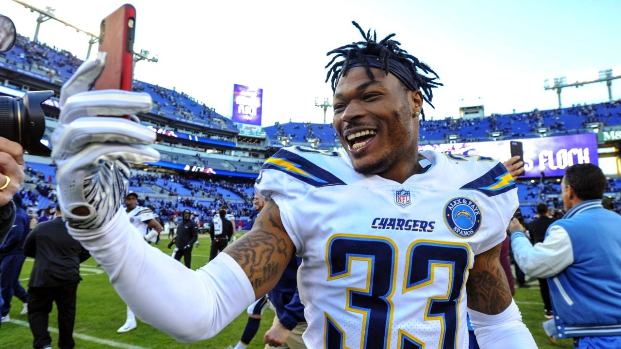 Derwin James (Los Angeles Chargers)  - Bildquelle: imago