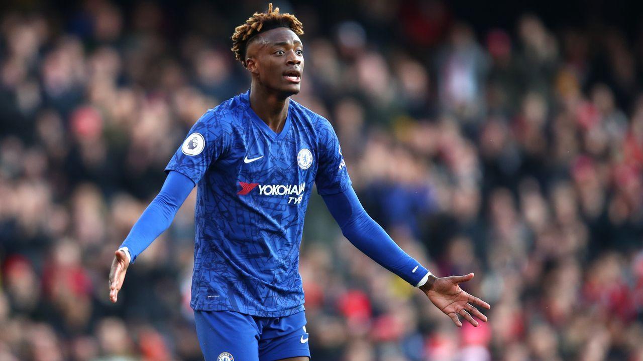 Platz 17 - Tammy Abraham (FC Chelsea) - Bildquelle: 2019 Getty Images