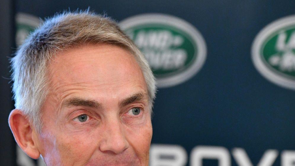 Martin Whitmarsh verstärkt Aston Martin - Bildquelle: AFPSIDALBERTO PIZZOLI