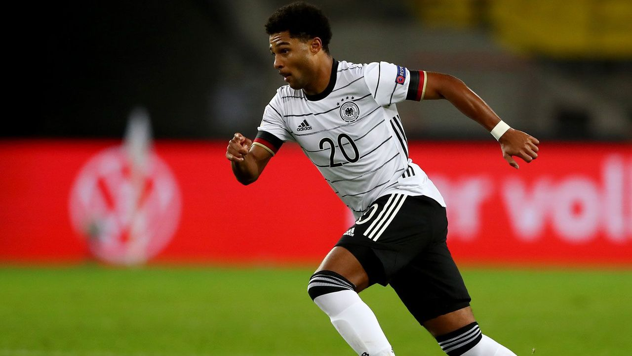 Angriff: Serge Gnabry (FC Bayern München) - Bildquelle: Getty Images