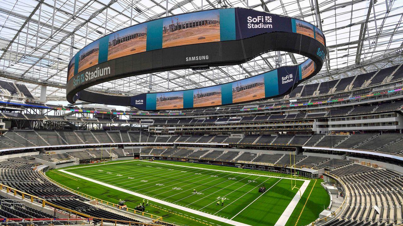 Los Angeles Chargers & Los Angeles Rams - Bildquelle: imago images/ZUMA Press