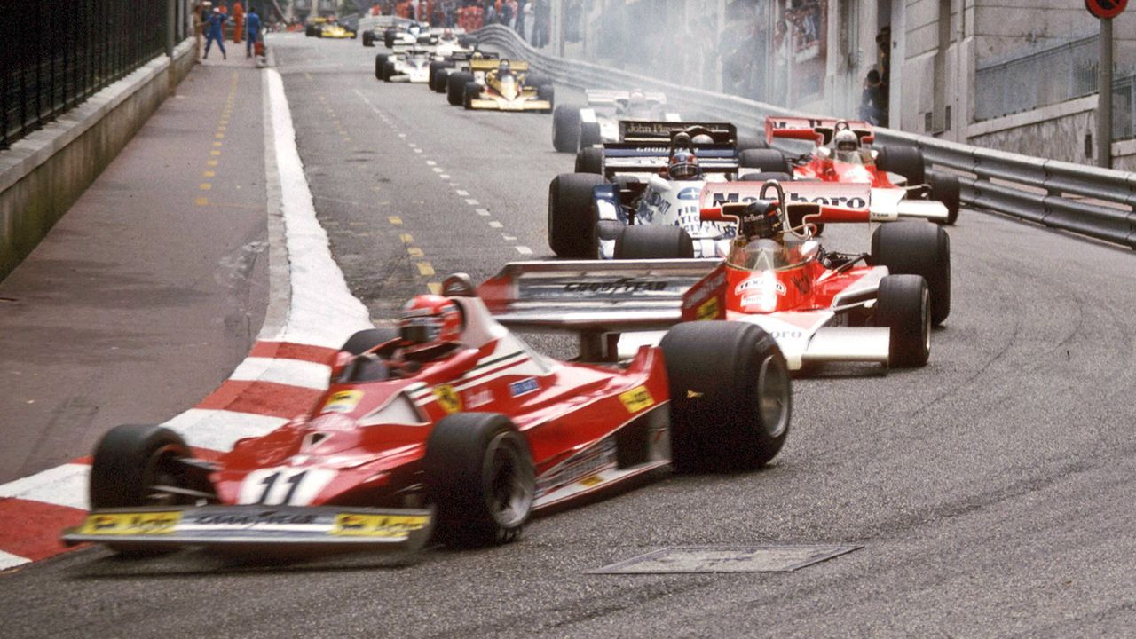 Niki Lauda vs. James Hunt - Bildquelle: imago sportfotodienst