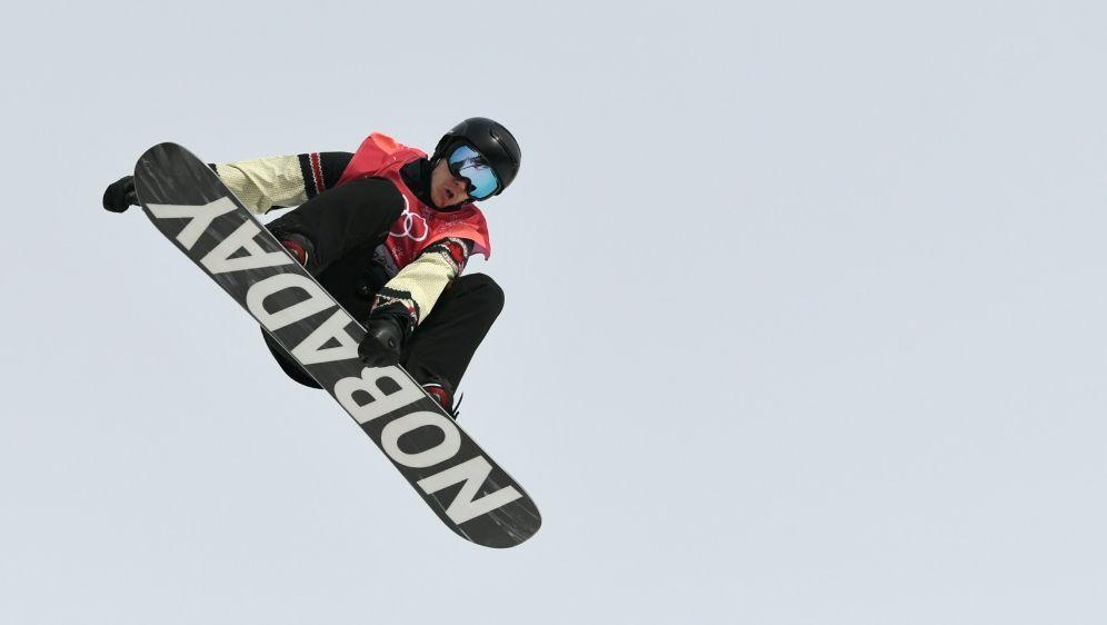 Max Parrot siegte bei den X-Games im Big Air - Bildquelle: AFPSIDCHRISTOF STACHE