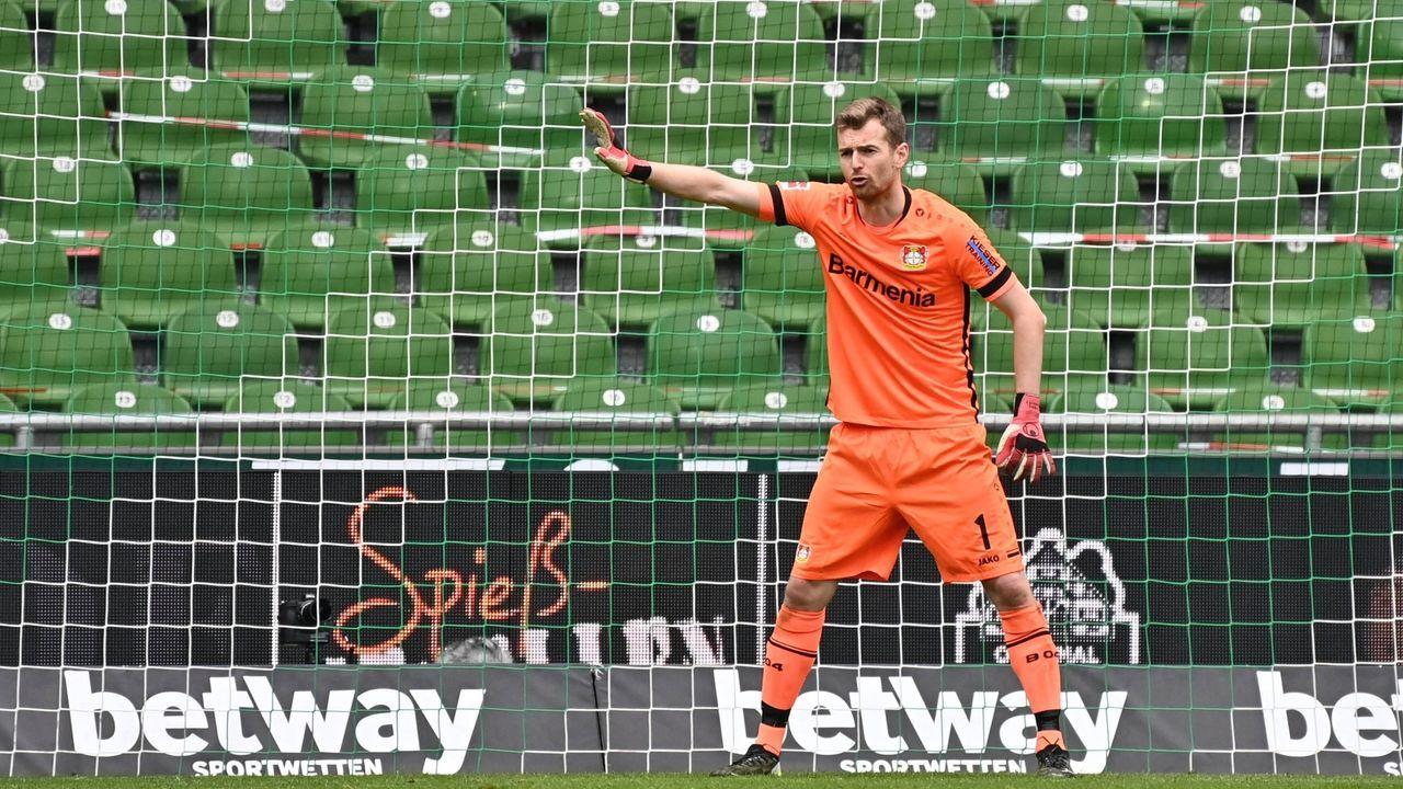 Bayer Leverkusen (vier Spieler) - Bildquelle: imago images/Nordphoto