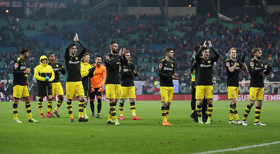 3. Borussia Dortmund - Bildquelle: 2018 Getty Images