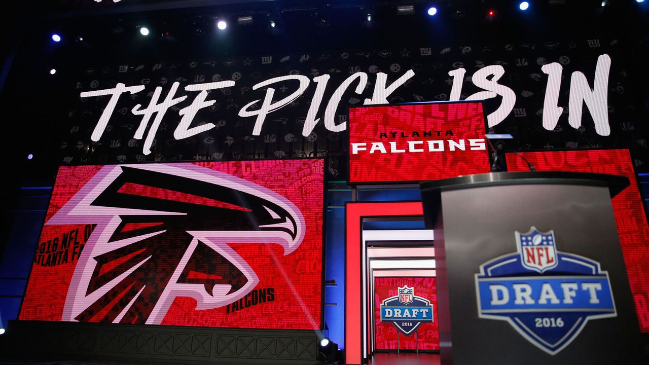 Falcons sind bereit den vierten Pick zu traden - Welche Optionen kommen infrage? - Bildquelle: Getty Images