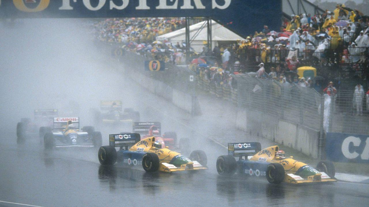 Australien-GP 1991 - Bildquelle: Imago