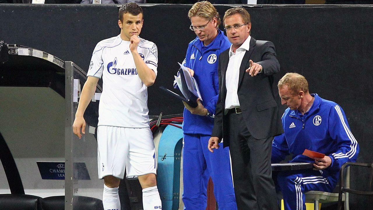 Lukas Schmitz (in der 75. Minute eingewechselt) - Bildquelle: imago sportfotodienst