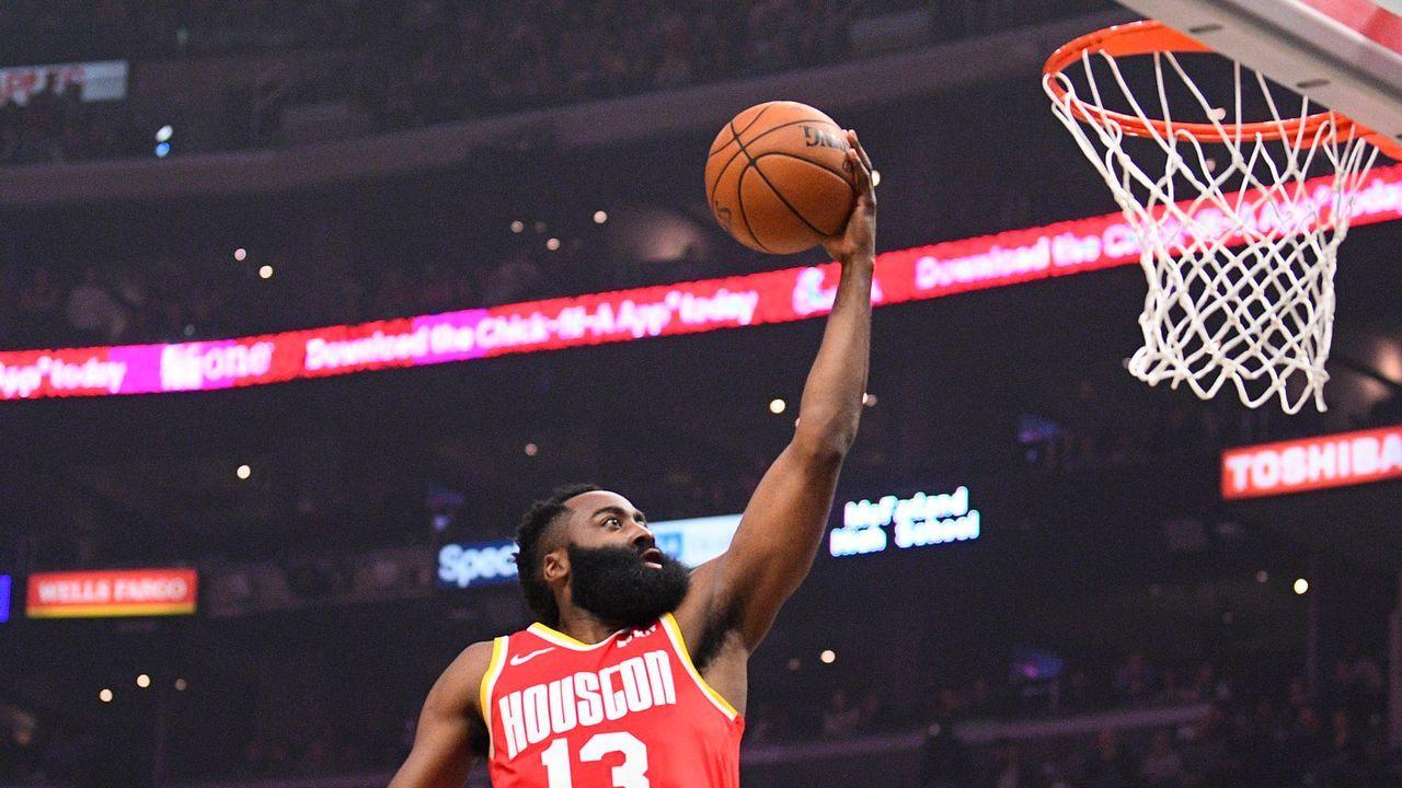 Westen: Houston Rockets - Bildquelle: imago images/Icon SMI