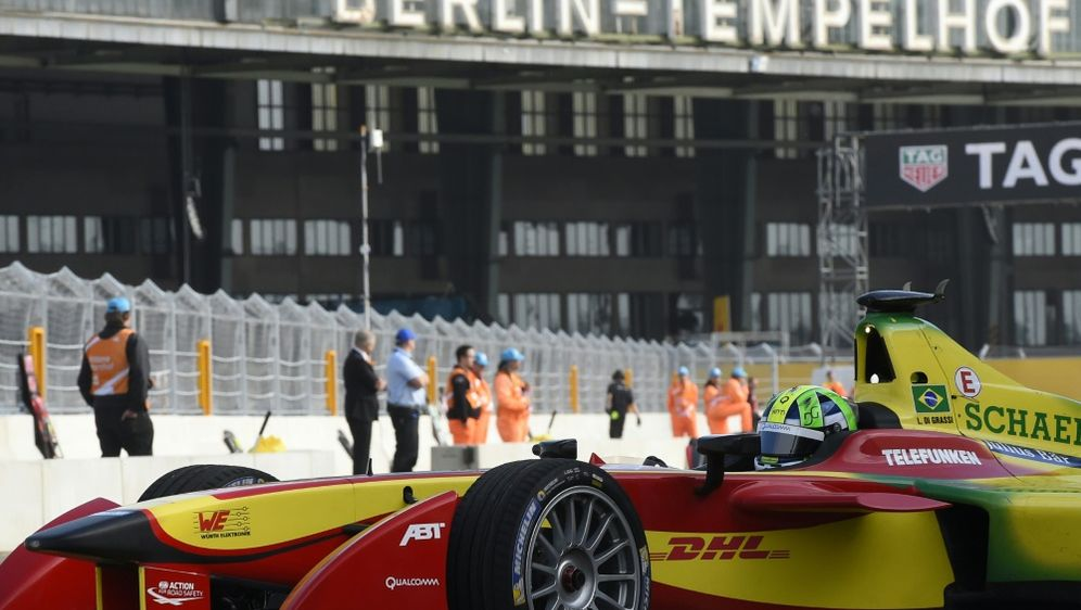 Der Neustart der Formel E könnte in Berlin erfolgen - Bildquelle: AFPSIDTOBIAS SCHWARZ