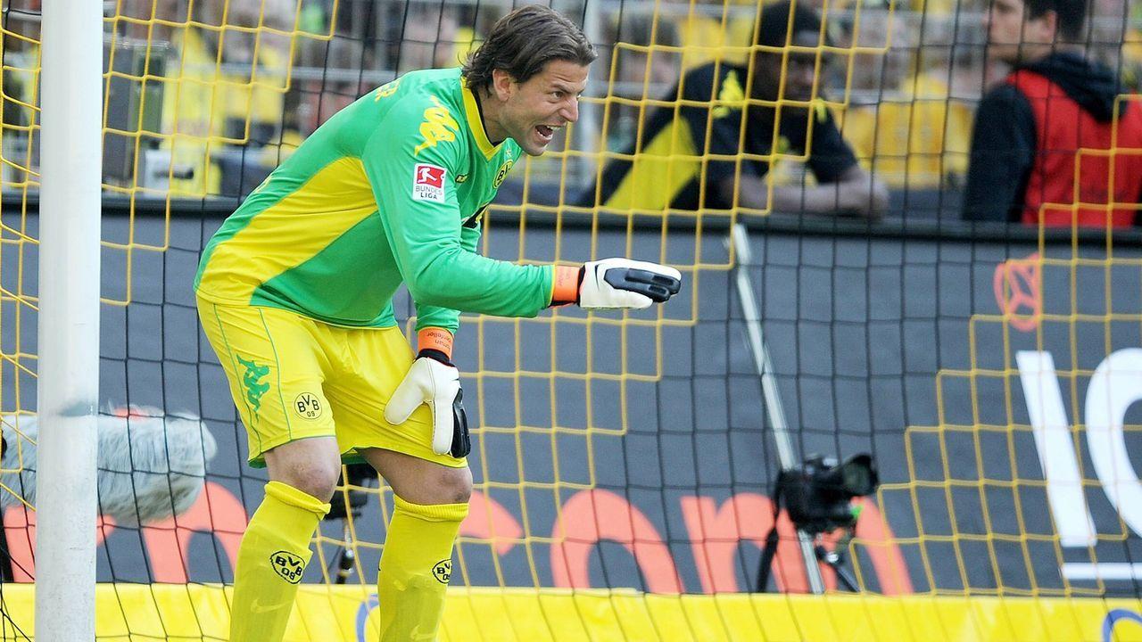 Roman Weidenfeller - Bildquelle: imago sportfotodienst