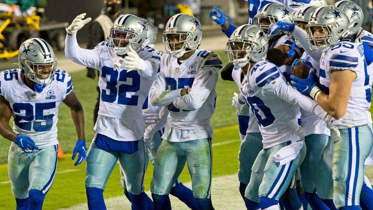 Die runderneuerte Defense der Cowboys: Diese Männer sollen Tom Brady stoppen - Bildquelle: Imago