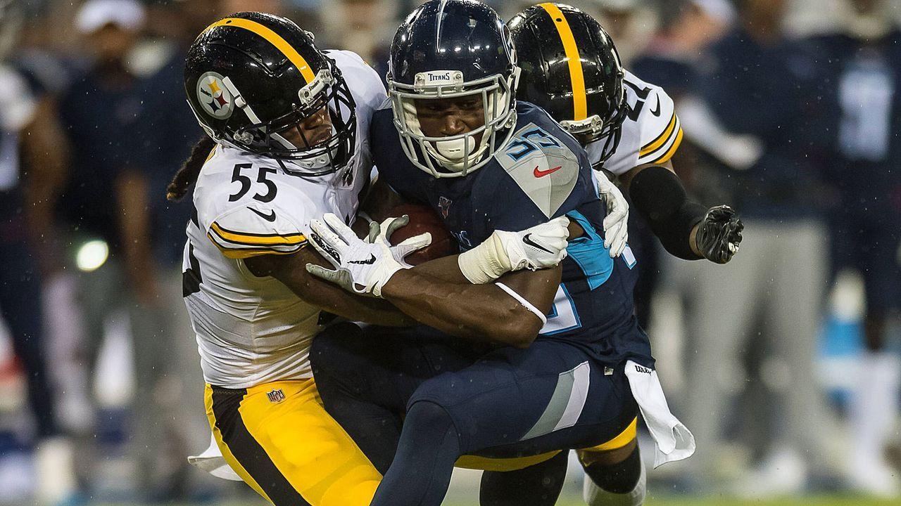 Devin Bush (Pittsburgh Steelers) - Bildquelle: imago images / Icon SMI