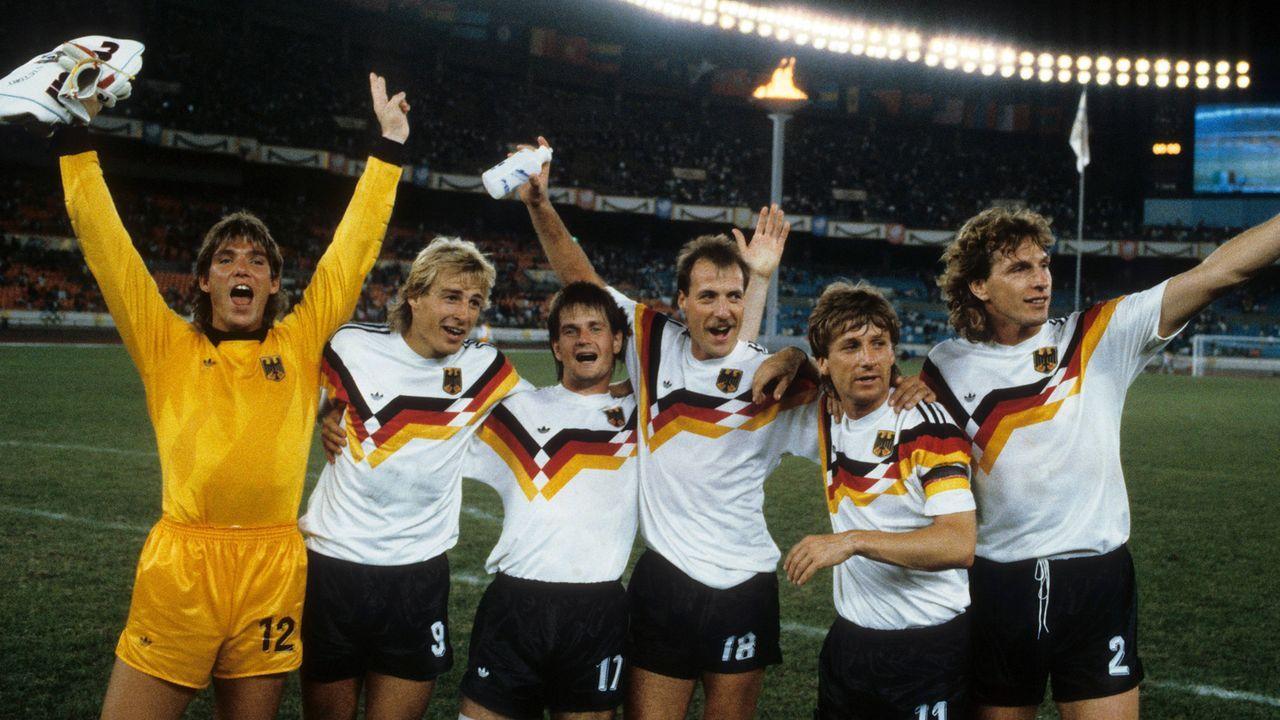 BRD gewinnt 1988 Bronze - Bildquelle: imago/Sven Simon