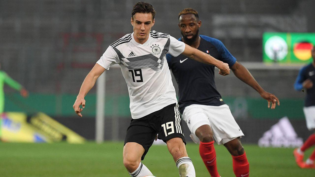 """Deutsche U21 vor Testspiel gegen England: Diese Spieler der """"Three Lions"""" stehen im Fokus - Bildquelle: imago images / Team 2"""