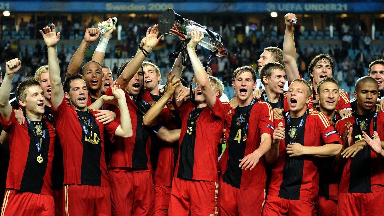 2009 noch U21- Europameister... und heute? - Bildquelle: imago sportfotodienst