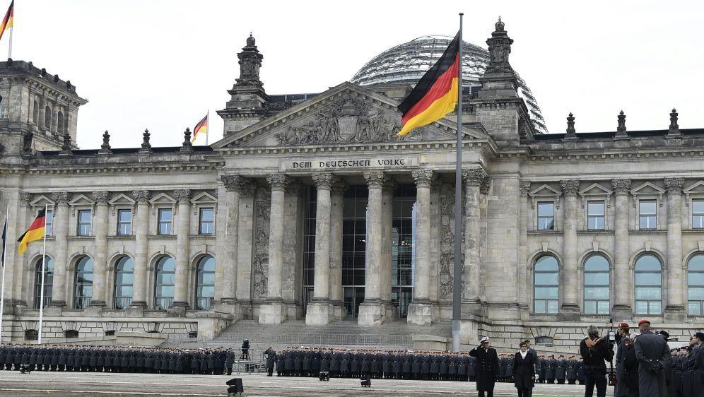 """Bundestag beschließt Einführung einer """"Sportlerrente"""" - Bildquelle: AFPSIDTOBIAS SCHWARZ"""