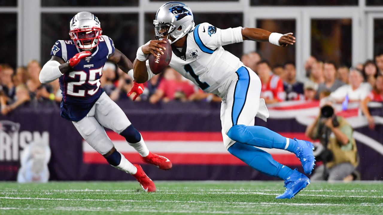New England Patriots - Bildquelle: 2019 Getty Images